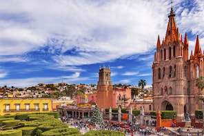 San Miguel de Allende Day Trip from Mexico City
