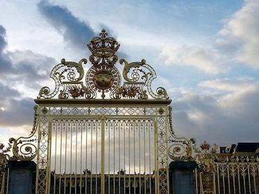 Gate at Versailles