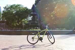 Bike Rental Central Park, New York City