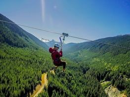 Whistler Sasquatch® Zipline Tour