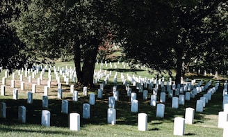 Arlington Cemetery - PRIVATE TOUR with Expert Guide