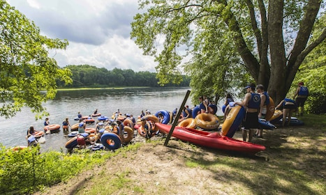 Harpers Ferry river tubing activity