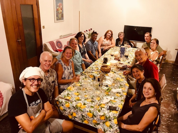 Show item 1 of 5. Authentic Sicilian Dinner with a Local Chef in Palermo