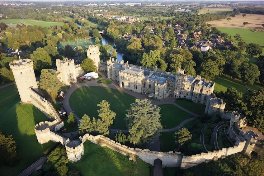 Show item 1 of 10. Warwick Castle Tickets