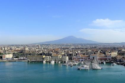 Mt Etna in Catania