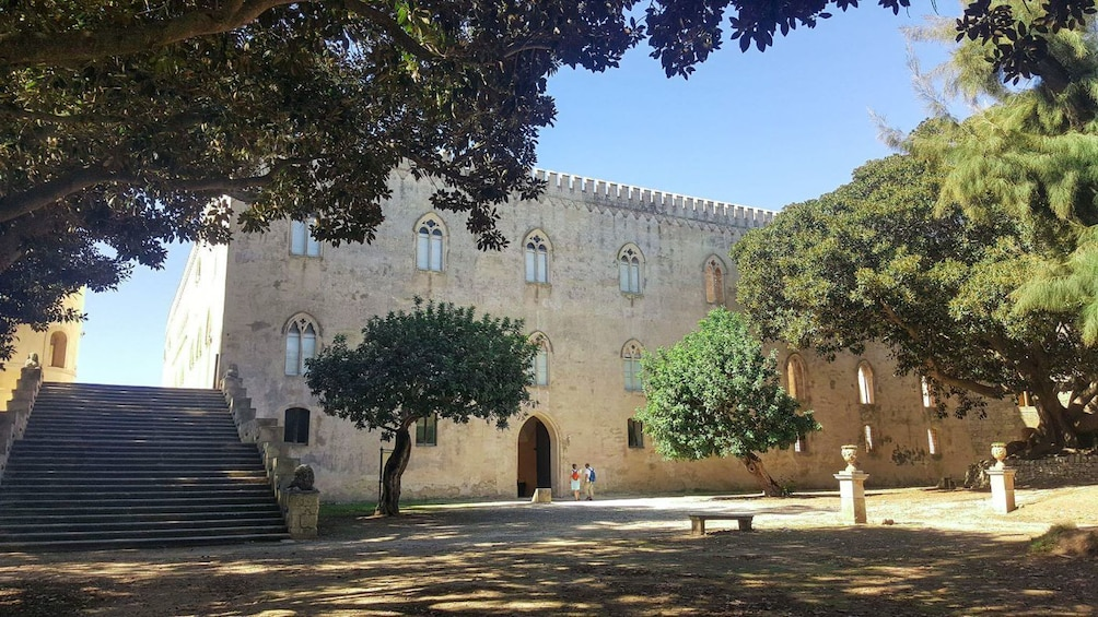 Show item 4 of 5. Donnafugata Castle in Sicily