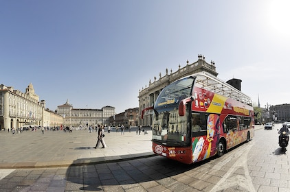 Turin Hop-on Hop-off + Top Attraction Tickets