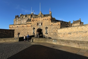 Royal Edinburgh-billett, sightseeing med Edinburgh Castle
