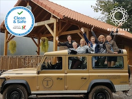 Half-Day Private 4x4 Tour (East or West)