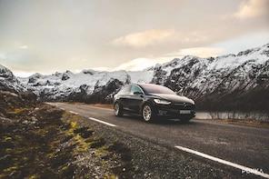 Tesla x Fjord Sightseeing Adventure