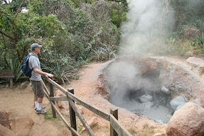 Volcano Hike, Waterfall & Hot Springs on Rincon de la Vieja