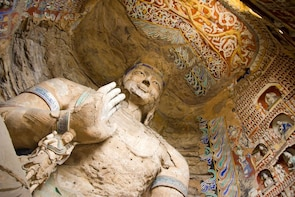 Yungang Grottoes and Hanging Temple Private Tour