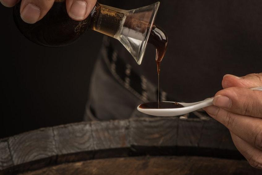Balsamic Vinegar Tasting Tour in Modena