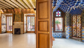 Casa Vicens, Gaudi's first house - Admission Ticket
