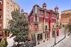 Biglietto di ingresso per Casa Vicens, primo capolavoro di Gaudí