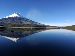 Daily Departures: Cotopaxi Volcano Small-Groups Day Tour