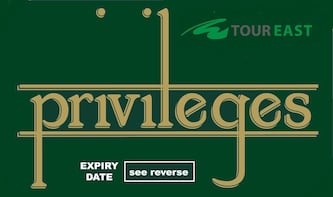 Tour East Privileges Card with Return Private Transfers