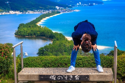 Guest viewing Amanohashidate
