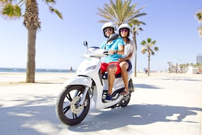 Scooter hire in Malaga