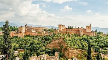 The Alhambra in Granada