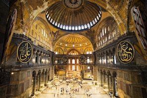 Small Group - Skip the Line Istanbul Half Day Tour