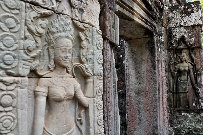 Show item 3 of 8. Temples of Angkor with Sunrise Small Group Tour
