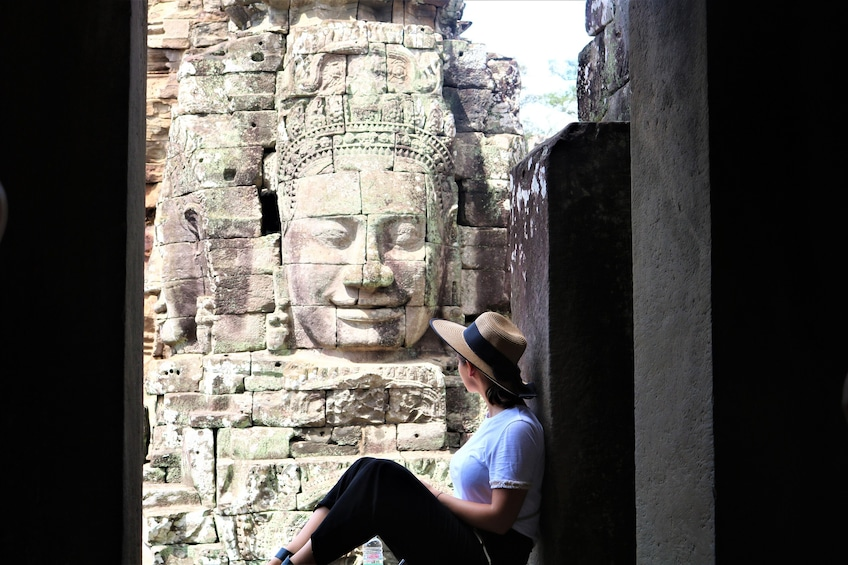 Show item 2 of 8. Temples of Angkor with Sunrise Small Group Tour