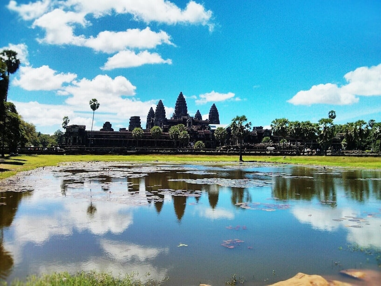 Show item 4 of 8. Temples of Angkor with Sunrise Small Group Tour