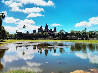 Temples of Angkor with Sunrise Small Group Tour