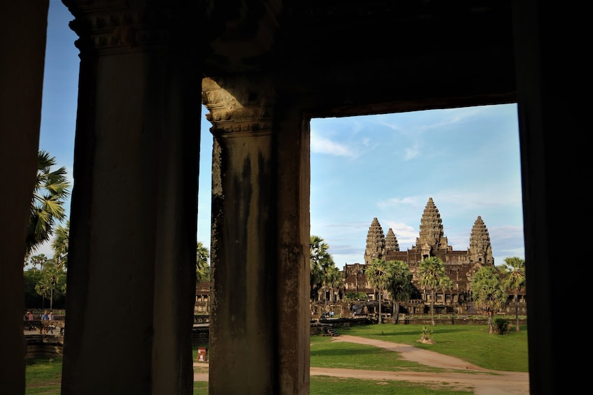 Show item 5 of 8. Temples of Angkor with Sunrise Small Group Tour