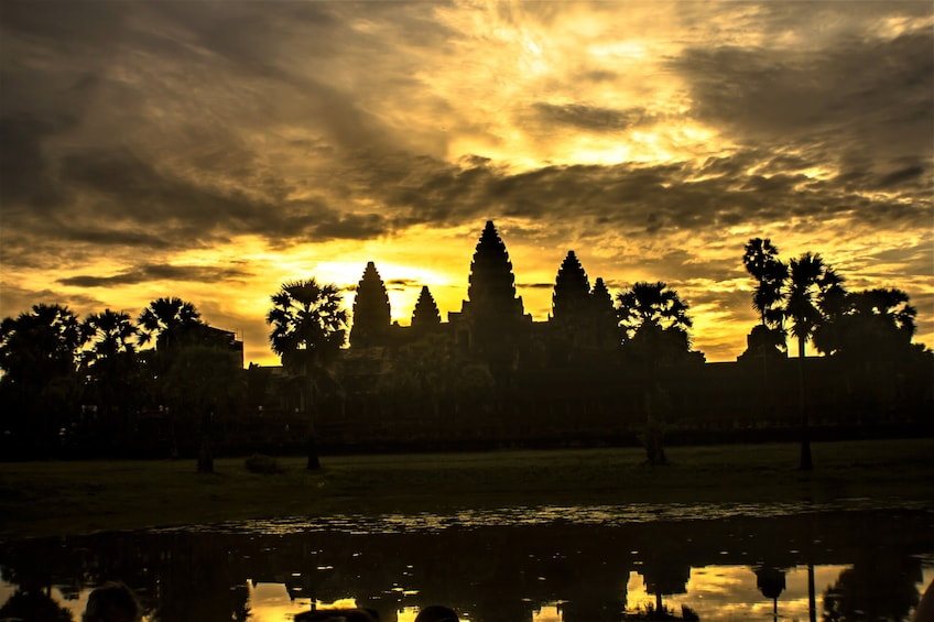 Show item 1 of 8. Temples of Angkor with Sunrise Small Group Tour