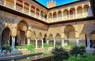 Seville by High Speed Train from Madrid - Full Day