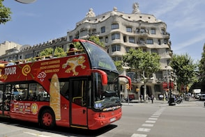 Barcelona by High Speed Train from Madrid Full Day