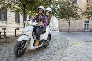 Aluguel de scooter em Lisboa