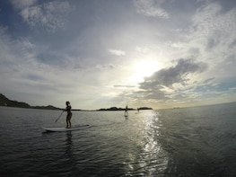 Stand up Paddleboard with Snorkelling in Tamarindo Bay