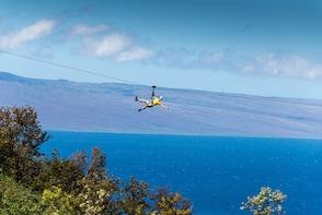 Skyline Eco-Adventures Ka'anapali 8 line Zipline Adventure