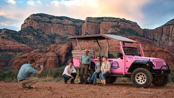 Red Rock Range Jeep Tour Mild 4x4 Tour