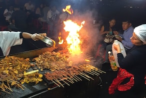 Lima Historic Centre : Street Food Experience