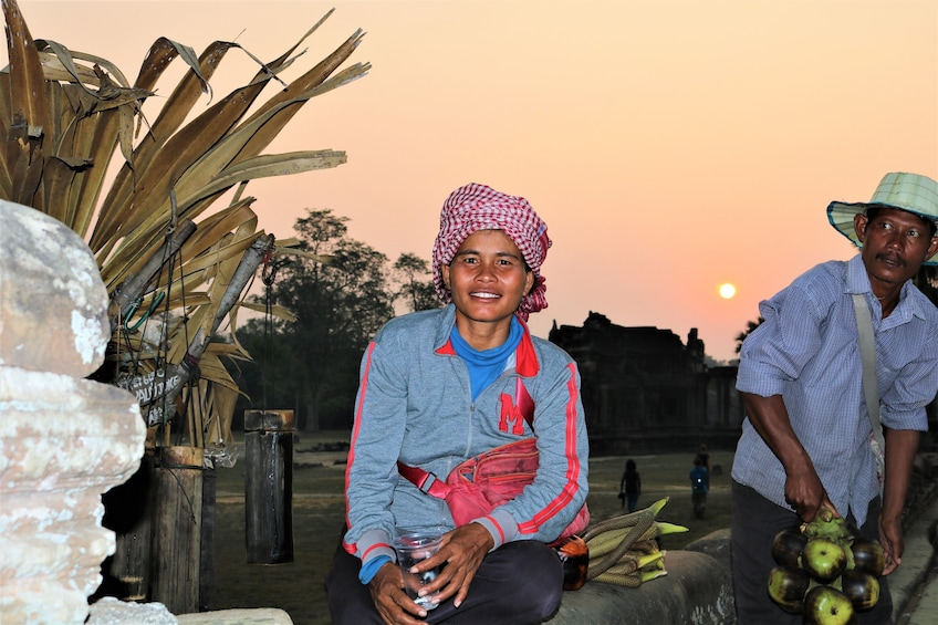 Show item 1 of 19. Best Temples in One Day with Sunset - Small Group Tour