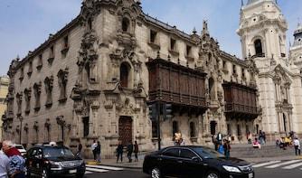 Lima Classic City Tour & San Francisco Catacombs