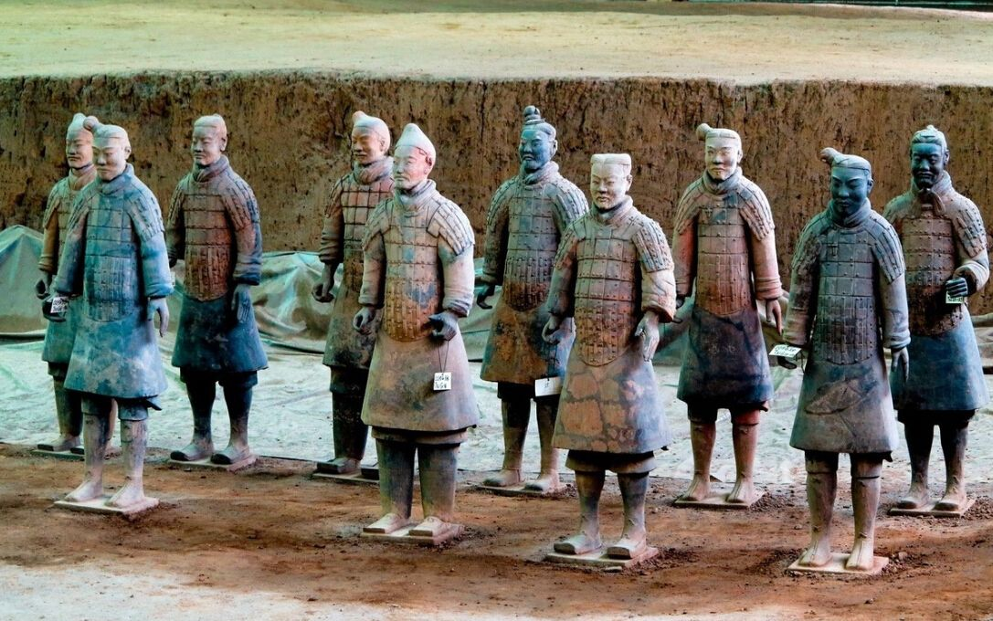 Private Xian Day Tour with Round-trip Flights from Shanghai