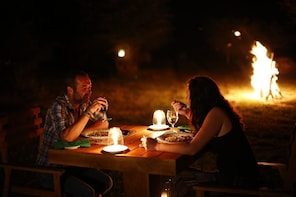 Romantic BBQ Dinner in the jungles of Yala