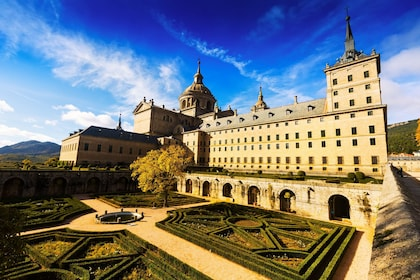 Exterior of El Escorial