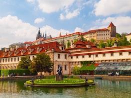 Prager Burg und Burgviertel