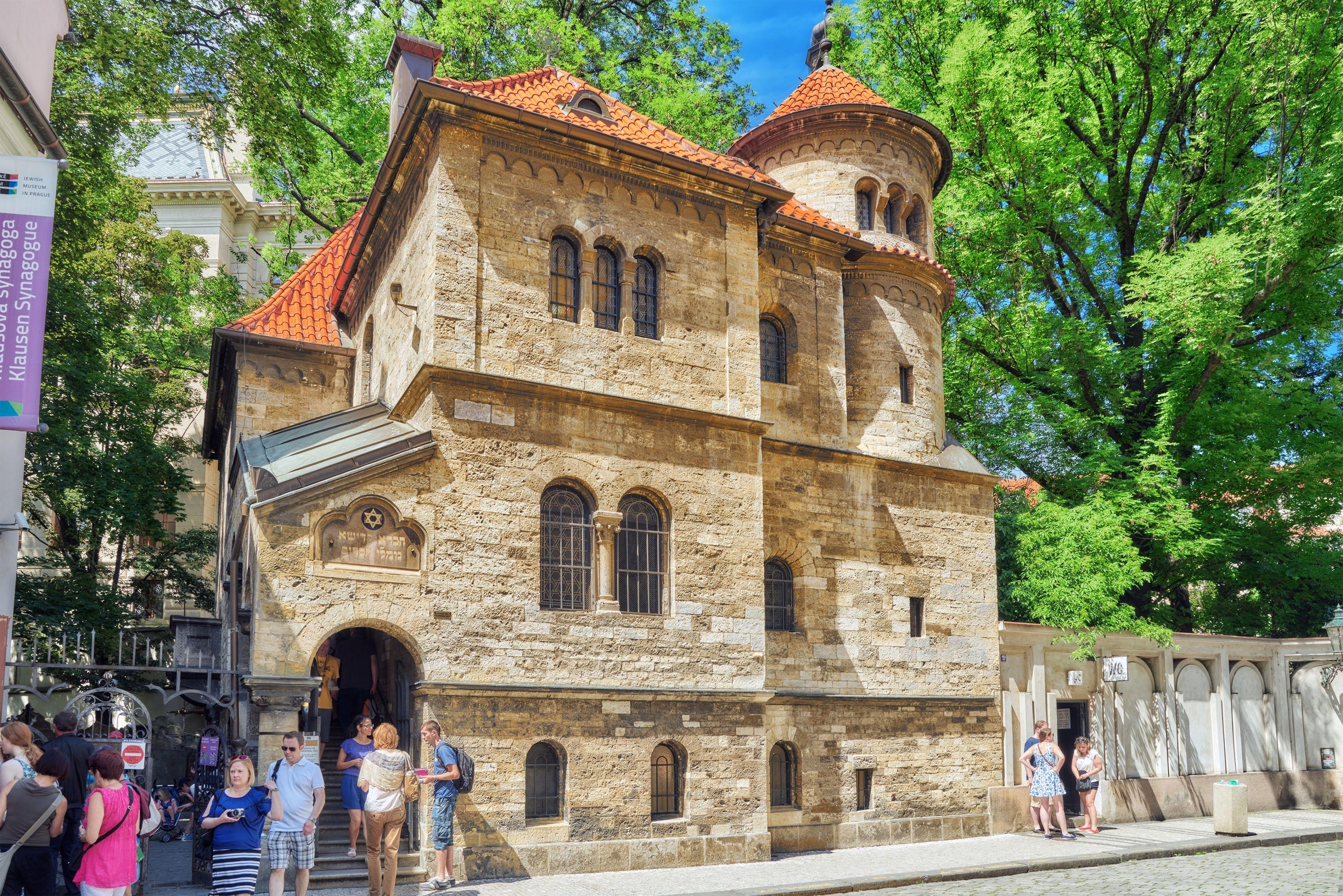 Altstadt und jüdische Stadt