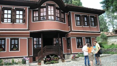 Todor Kableshkov Memorial House