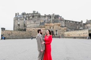 Private Session with a Local Photographer in Edinburgh