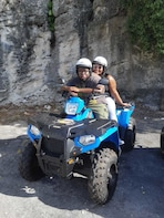 Guided ATV Tour of Nassau