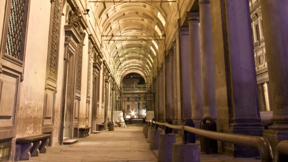 正在顯示第 3 張相片,共 3 張。 Reserved Entance Tickets for Uffizi Gallery.