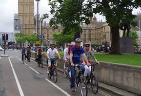 Royal Parks & Palaces London Bike Tour- Standard & Electric